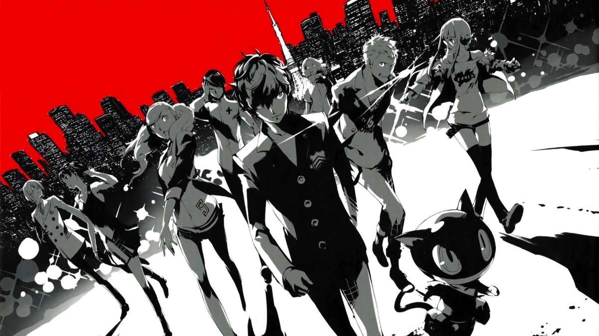 29+ Persona 5 City Wallpaper Wallpapers