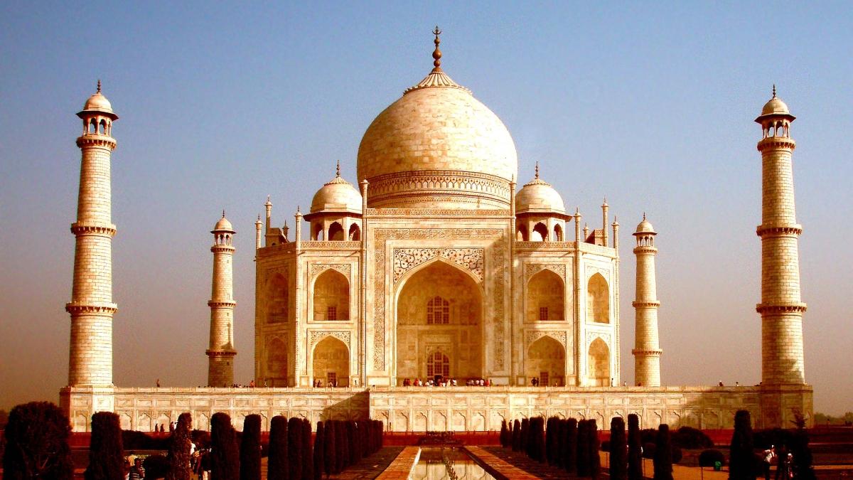 Taj Mahal Wallpapers Top Free Taj Mahal Backgrounds