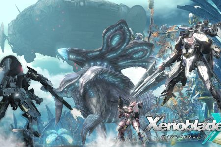 Xenoblade Chronicles X Wallpapers Top Free Xenoblade Chronicles X Backgrounds